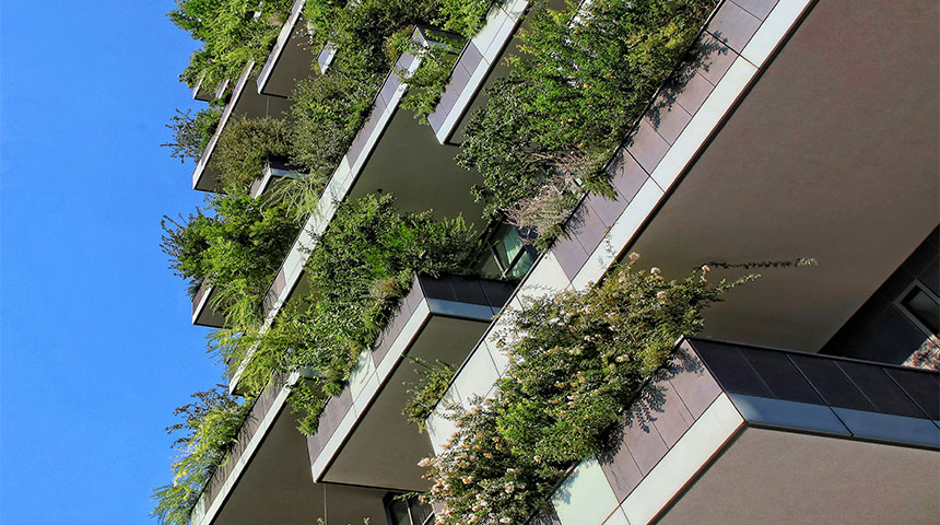 green building - 5 Benefits of Sustainable Developments