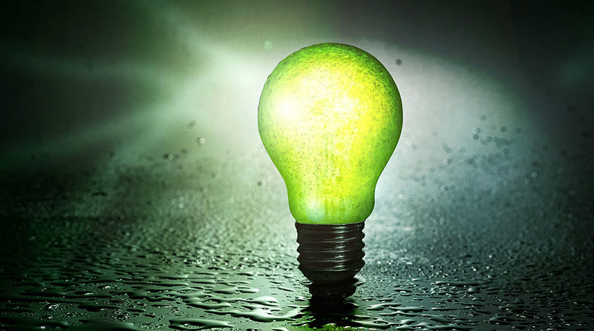 green bulb - 5 Benefits of Sustainable Developments