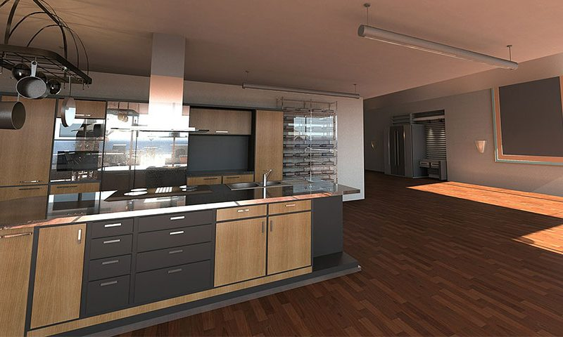 modern kitchen 800x480 - 5 Items for the Ultimate Sustainable Kitchen Makeover